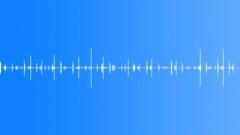 flip flops - sound effect
