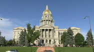 Stock Video Footage of Colorado State Capital