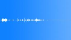 Mop water drips Sound Effect