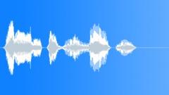 Human voice clip Sound Effect