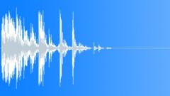 crash debris rock - sound effect