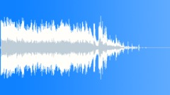 crash glass rock - sound effect