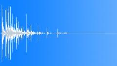 crash rock debris - sound effect