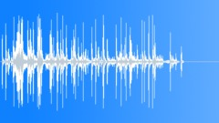 impact human body - sound effect