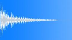 impact l f e tremor - sound effect