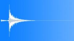 Impact metal lock Sound Effect
