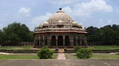 Humayuns tomb Delhi Stock Footage
