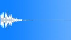 Accent percussion Sound Effect