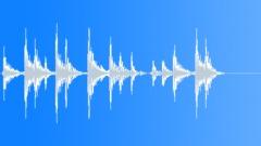 Tribal drum rhythm Sound Effect