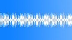 tribal hand drum - sound effect