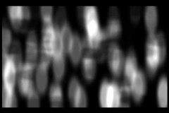 Done In Black and White Stock Footage