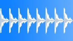 Sci fi robot walk Sound Effect