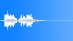 Sci fi voice clip Sound Effect