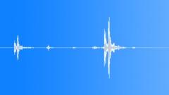 Film reel case open Sound Effect