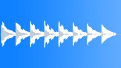 Video game arpeggio Sound Effect