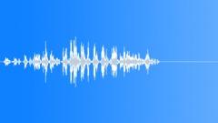 gurgle submerge - sound effect