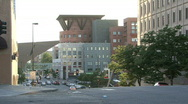 Denver Art Museum  Stock Footage