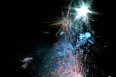 Paparatzi Sparks - stock footage