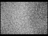 TV Snow Stock Footage