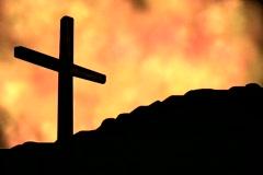 Cross Fire Sky - stock footage