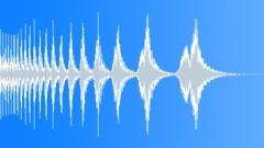 descend metal - sound effect