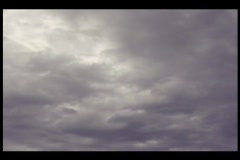 Stormy Clouds 2 B Stock Footage