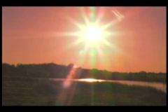 Sunset 3 Stock Footage