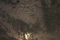 Buttermilk-Moon-DV Stock Footage