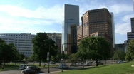 The City Of Denver Stock Footage