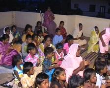 Slumdog Millionaire - stock footage