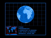 Stock Video Footage of Earth Tracking System v0.2 - Europe ( NTSC)
