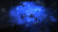 Deep Space Stock Footage