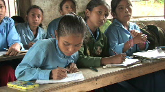 Nepal: School Stock Footage