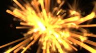 Sparkles 125 Stock Footage