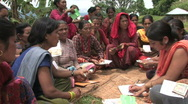 Stock Video Footage of Nepal: Small loans