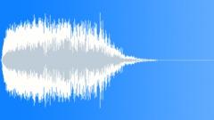 descend burst - sound effect