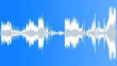 tape rewind - sound effect