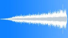 crescendo ramp - sound effect