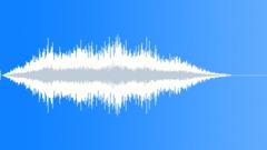 Sweeper flange Sound Effect