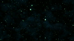 Stars Loop - stock footage
