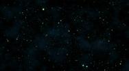 Stars Loop Stock Footage