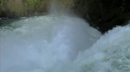 Stock Video Footage of Big falls