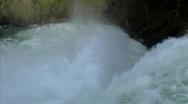Stock Video Footage of Big falls