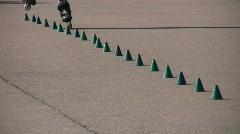 Rollerblade Stock Footage