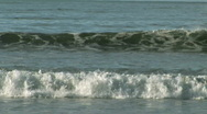 Background Waves Stock Footage