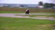 Moto lead Stock Footage