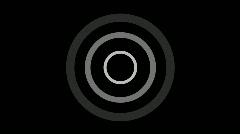 Stock Video Footage of db radio waves 04 hd1080