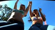 Free girls Stock Footage