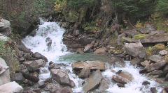 Short waterfalls Stock Footage