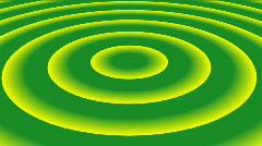 Stock Video Footage of db radio waves 17 hd1080